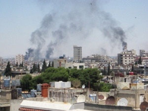 09 June 2012 Homs, Syria