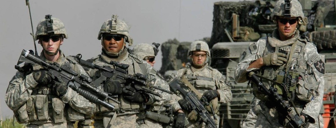 Troops Yemen US