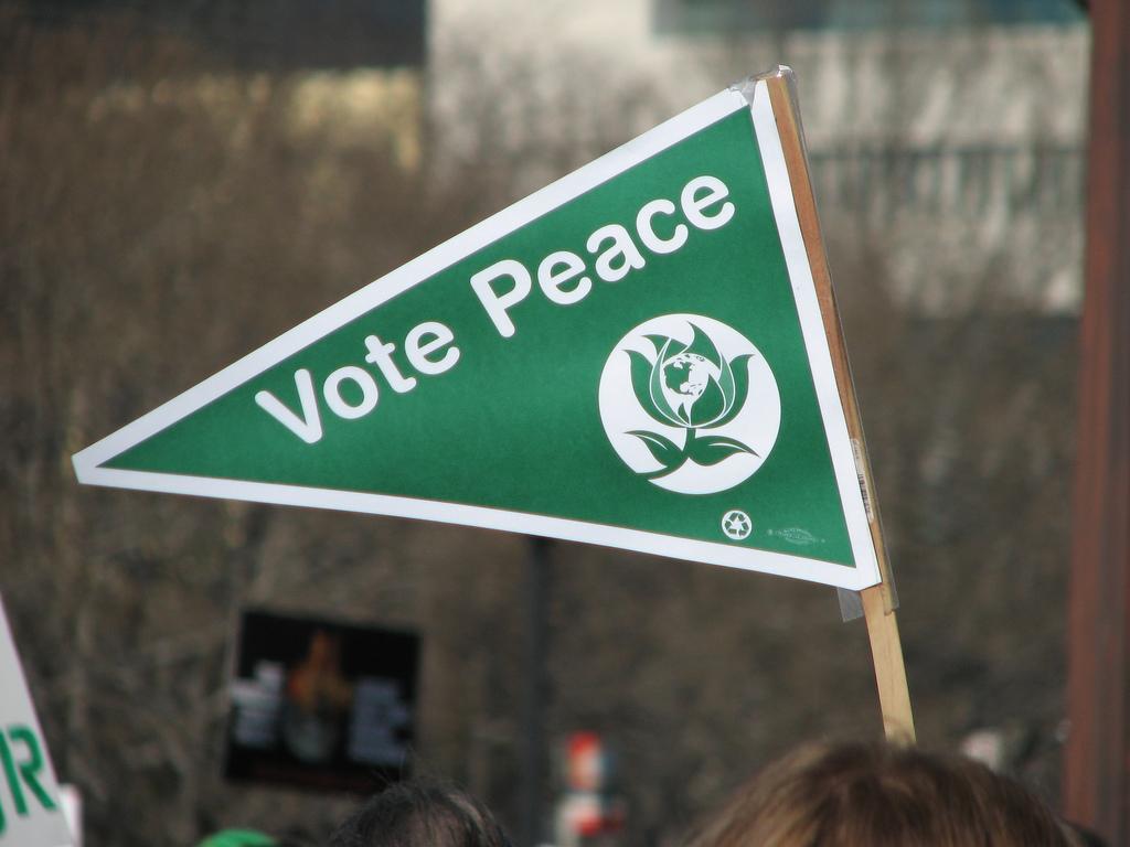 vote-peace